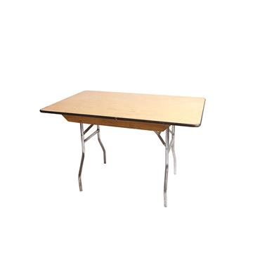 Rectangular Table 4ftx30 Quot Select Hire Cater Hire