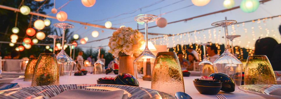 Party planning tips from Ciarán Melody of Mint Events